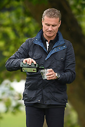 David Coulthard during the ISPS Handa Celebrity Golf Classic at The Belfry in Sutton Coldfield.