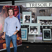 John Fairlough is a actor arrives at Tresor Paris In2ruders - launch at Tresor Paris, 7 Greville Street, Hatton Garden, London, UK 13th September 2018.