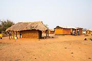Tonga fishing village on Lake Kariba, Zimbabwe