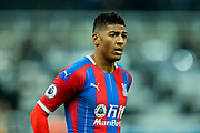 Patrick van Aanholt (#3) of Crystal Palace during the Premier League match between Newcastle United and Crystal Palace at St. James's Park, Newcastle, England on 21 December 2019.