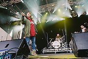Photos of Cell7 performing live at Secret Solstice Music Festival 2014 in Reykjavík, Iceland. June 22, 2014. Copyright © 2014 Matthew Eisman. All Rights Reserved