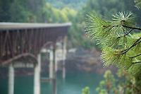 Lost Creek Lake, Oregon.