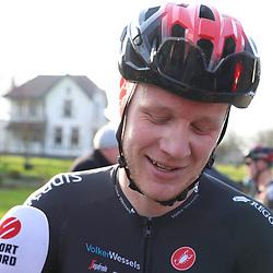07-03-2020: Wielrennen: Ronde van Groningen: Usquert<br />Tijmen Eising