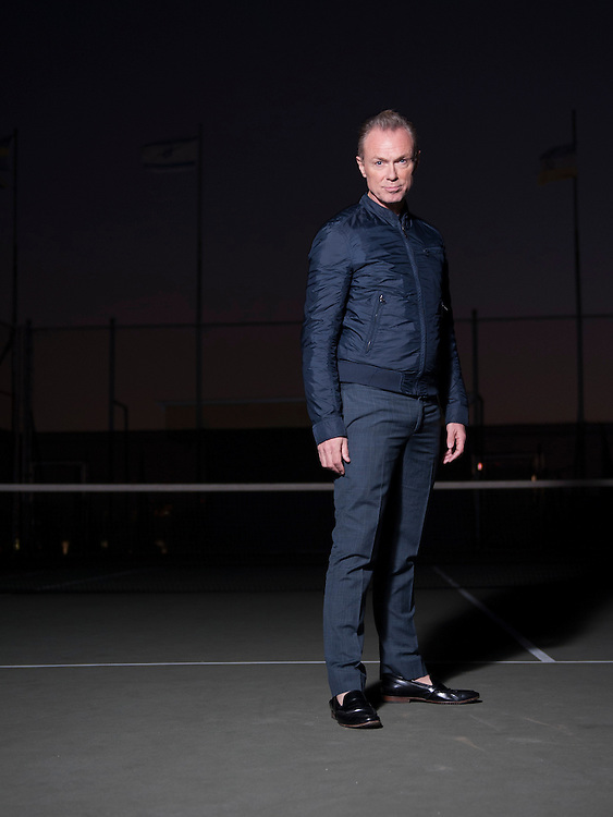 """Gary Kemp of British New Romantic Band Spandau Ballet has reunited with the band reunited and will be performing at the Wiltern in January on their """"Soul Boys Of The Western World"""" tour."""