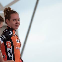 22-08-2020: Wielrennen: NK vrouwen: Drijber<br /> Anna van der Breggen, Annemiek Van Vleuten (Netherlands / Team Mitchelton Scott)