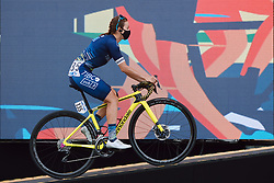 Diana Penuela Martinez (COL) at the 2020 La Course By Le Tour with FDJ, a 96 km road race in Nice, France on August 29, 2020. Photo by Sean Robinson/velofocus.com