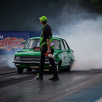 Andy Kahle's Torana Super Sedan at the Perth Motorplex WA Grand Finals