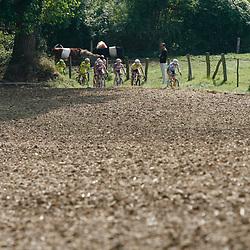 Boels Rental Ladiestour 2013 Stage 6 Bunde - Berg en Terblijt Sfeerillustratie Kruishoeveweg