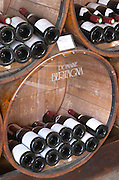 Winery shop. Domaine Bertagna, Vougeot, Cote de Nuits, d'Or, Burgundy, France
