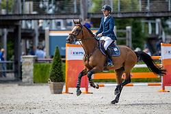 Bles Bart, NED, Jumper Verdi<br /> Nationaal Kampioenschap KWPN<br /> 6 jarigen springen round 1<br /> © Hippo Foto - Dirk Caremans<br /> 17/08/2020