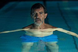 RELEASE DATE: October 4, 2019 TITLE: Pain and Glory STUDIO: Twentieth Century Fox DIRECTOR: Pedro Almodovar PLOT: A film director reflects on the choices he's made in life as past and present come crashing down around him. STARRING: ANTONIO BANDERAS as Salvador. (Credit Image: © Sony Pictures Classics/Entertainment Pictures/ZUMAPRESS.com)