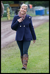 May 9, 2019 - Windsor, United Kingdom - Image licensed to i-Images Picture Agency. 09/05/2019. Windsor , United Kingdom. Countess of Wessex on the second day of Royal Windsor Horse Show, United Kingdom. (Credit Image: © Stephen Lock/i-Images via ZUMA Press)