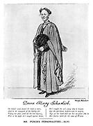 Dame Mary Scharlieb. Mr Punch's Personalities. - XLVI.