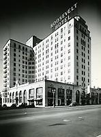 1937 Hollywood Roosevelt Hotel