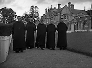 23/08/1958<br /> 08/23/1958<br /> 23 August 1958<br /> St. John of God, group of 5 St. John of God Brothers at Kilcroney, Bray, Co. Wicklow.