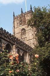 St Mary's Church; Lace Market; Nottingham,
