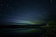 Aurora nights beneath the Big Dipper