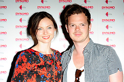 """Dynamo: Magician Impossible series 3. <br /> Sophie Ellis Bextor & Richard Jones attends the launch party of Dynamo: Magician Impossible series 3, Held at """"Pulse"""" Blackfriars, <br /> London, United Kingdom<br /> Tuesday, 9th July 2013<br /> Picture by Chris Joseph / i-Images"""