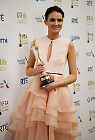 Charleigh Bailey at the 2017 IFTA Film & Drama Awards at the Round Room of the Mansion House, Dublin,  Ireland Saturday 8th April 2017.
