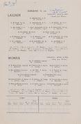Interprovincial Railway Cup Hurling Cup Final Replay,  17.03.1963, 03.17.1963, 17th March 1963, referee S O Gliasam, Leinster 2-07, Munster 2-08, Hurling Team Leinster, O Walsh, T Neville, J Walsh, L Foley, S Cleere, W Rackard, J Nolan, D Foley, P Wilson, J O'Brien, C O'Brien, F Whelan,  W Hogan, E Wheeler, D Heaslip, Hurling Team Munster, M Cashman, J Brohan, M Maher, J Doyle, T McGarry, A Wall, J Byrne, P J Keane, J Condon, J Doyle, T Cheasty, D Nealon, J Smith, C Ring, L Devaney,