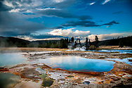 Yellowstone National Park. <br /> Available at Eisele Gallery of Fine Art.