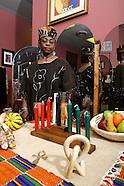 2011 - Gaile McLemore portrait at Cache' G