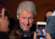 President Bill Clinton Campaigns for Hillary