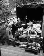 Africa Concern Loading Baskets.11/11/1971