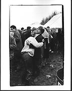 Ghislaine Maxwell, Robert Appleby. Bullingdon Point to Point. Kingston Blount 1984.