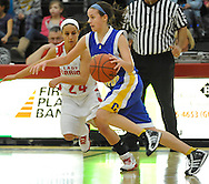 Clearview vs. Fairview girls varsity basketball on February 21, 2011.