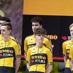 20-12-2019: Wielrennen: Teampresentatie Jumbo Visma: Amsterdam
