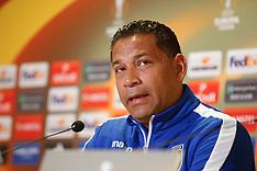 Vitesse Press Conference - 18 October 2017