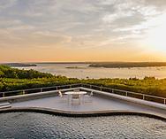 Swimming pool, Shelter Island, NY