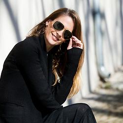 20170308: SLO, People - Portrait of Maja Bulc Raspopović