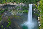 Brandywine Creek at Brandywine Falls<br /> Brandywine Falls Provincial Park<br /> British Columbia<br /> Canada