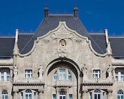 Gresham Palace or Gresham-palota, located in Budapest, Hungary, is an example of Art Nouveau architecture in Central Europe. Built during the early 1900s, it is now owned by an Irish company, Quinlan Private, and managed by Four Seasons Hotels. Built: 1904-1906 Architect: Zsigmond Quittner.
