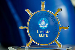 Trophy during the UCI Class 1.2 professional race 4th Grand Prix Izola, on February 26, 2017 in Izola / Isola, Slovenia. Photo by Vid Ponikvar / Sportida