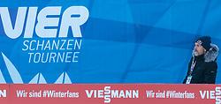 01.01.2018, Olympiaschanze, Garmisch Partenkirchen, GER, FIS Weltcup Ski Sprung, Vierschanzentournee, Garmisch Partenkirchen, Wertungsdurchgang, im Bild Hubert Neuper (Ex-Skispringer und Manager of Gregor Schlierenzauer) // Hubert Neuper (Ex-Skispringer und Manager of Gregor Schlierenzauer) during the Competition Jump for the Four Hills Tournament of FIS Ski Jumping World Cup at the Olympiaschanze in Garmisch Partenkirchen, Germany on 2018/01/01. EXPA Pictures © 2018, PhotoCredit: EXPA/ Stefanie Oberhauser