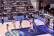 DESCRIZIONE : Sassari Lega A 2014-2015 Banco di Sardegna Sassari Grissinbon Reggio Emilia Finale Playoff Gara 6 <br /> GIOCATORE : Amedeo Della Valle<br /> CATEGORIA : tiro libero<br /> SQUADRA : Grissin Bon Reggio Emilia<br /> EVENTO : Campionato Lega A 2014-2015<br /> GARA : Banco di Sardegna Sassari Grissinbon Reggio Emilia Finale Playoff Gara 6 <br /> DATA : 24/06/2015<br /> SPORT : Pallacanestro<br /> AUTORE : Agenzia Ciamillo-Castoria/GiulioCiamillo<br /> GALLERIA : Lega Basket A 2014-2015<br /> FOTONOTIZIA : Sassari Lega A 2014-2015 Banco di Sardegna Sassari Grissinbon Reggio Emilia Finale Playoff Gara 6<br /> PREDEFINITA :