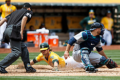 20160504 - Seattle Mariners at Oakland Athletics