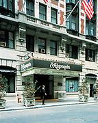 Algonquin Hotel, Manhattan, New York
