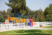 Playground Equipment at Rosemead Park