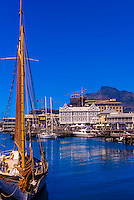 Victoria & Alfred Waterfront, Cape Town, South Africa.