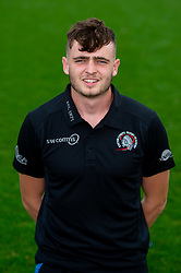 Hadyn Lidstone - Ryan Hiscott/JMP - 11/09/2019 - SPORT - Sandy Park - Exeter, England - Exeter Chiefs Academy Media Day