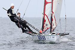 , Kiel - Kieler Woche 20. - 28.06.2015, Musto Skiff - RUS 479 - Petrov, Yaroslav