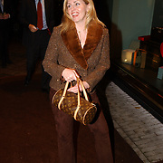 Eenjarig bestaan Louis Vuitton Nederland, Anita van der Hoeven