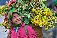 Vietnam Images-ethnic people-Daily life-portrait-Ha Giang. hoàng thế nhiệm hoàng thế nhiệm