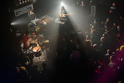 Atmosphere from the Red Bull Sound Select at Tammany Hall in New York City on November 20, 2013.