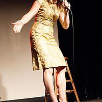 Selena Coppock as Lisa Lampanelli - Schtick or Treat 2012 - November 4, 2012 - Littlefield
