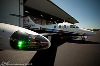 Wings Field (KLOM), Blue Bell, PA. Eclipse 500 (twin-jet).<br /> Photograph by Alan Brian Nilsen ©Alan Brian Nilsen